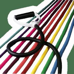 Lifeline Professional Exercise Tubing With Handles